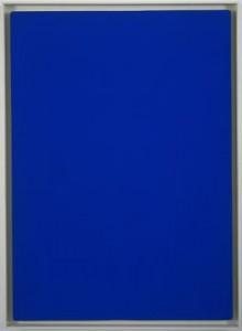 Blue Monochrome